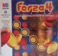 FORZA 4 il gioco originale della strategia verticale MB GIOCHI/HASBRO