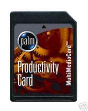 New! PalmPak Productivity Card! Palm PDA Treo 90  MMC!