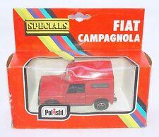 Polistil Club 33 1:43 FIAT CAMPAGNOLA 4x4 Model Car CE-70 MIB`77 VERY RARE!