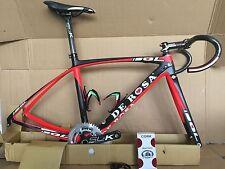 De Rosa Idol Italian Road Bike 2015 with FSA Components