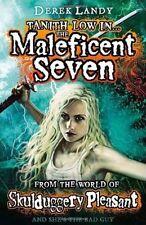 Tanith Low in the Maleficent Seven (Skulduggery Pleasant ), Derek Landy, New Boo