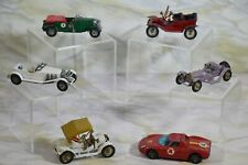 Vintage Lesney Matchbox Models Of Yesteryear Lot of 6 Cars