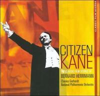 Citizen Kane: The Classic Film Scores of Bernard Herrmann, , , New