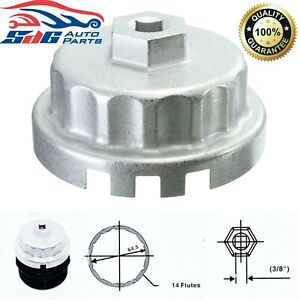 Aluminum Oil Filter Wrench Tool For Toyota Camry & Lexus Land Cruiser Aurion