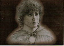 LORD OF THE RINGS MASTERPIECES BRONZE FOIL CARD 5 OF 9
