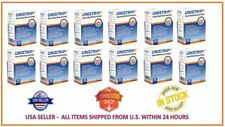 600 UNISTRIP TEST STRIPS EXP 02/2019 use OneTouch Ultra II, Mini, Smart meter