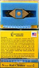 Rail Cleaner N Scale Model #2 Centerline Products AU7XP2