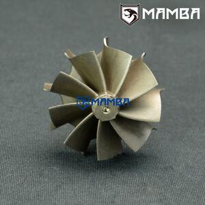 MAMBA 9 Blade BorgWarner K16 K16-6722 Porsche 996 High Flow turbine wheel 49/55