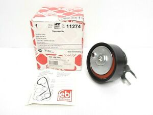 FEBI BILSTEIN Tension Roller 036 109 243L Timing Belt Pulley For VW Audi 1.4 16v