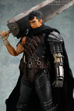 US Seller Medicom Berserk: Guts (Black Swordsman) Real Action Hero Figure