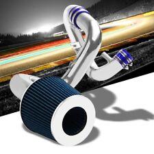 Cold Air Intake Kit Polish Pipe/Blue Filter For Scion 04-06 xA/xB Base 1.5L DOHC