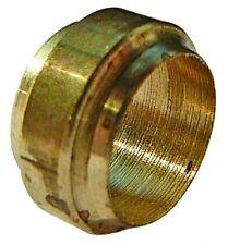 OM28 ITM Brass Compression - Stepped Olive Metric Tube OD 28mm