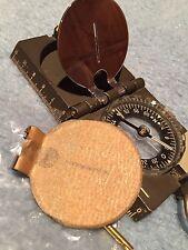 Breithaupt Kompass Ersatzspiegel-Original-NEU- unbenutzt noch mit Schutzfolie
