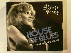 CD Stevie Nicks - House Of Blues- The Classic 1994 Broadcast
