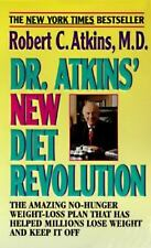 Dr. Atkins' New Diet Revolution - Robert C. Atkins (PB)