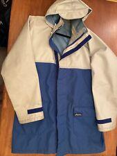 VINTAGE ATLANTIS Men's GORE-TEX Jacket Foul Rain Weather Snow Sailing Size XL