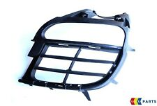 NEW GENUINE PORSCHE 997 09-12 FRONT BUMPER LOWER AIR INLET GRILL LEFT N/S
