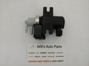 SSANGYONG MUSSO SPORTS VACUUM MODULATOR SUITS 2004-2006 GENUINE NEW