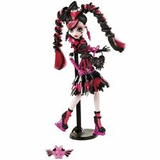 MONSTER High Bambola Assassina CANDY-DRACULAURA-Nuovo con Scatola