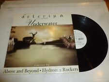 "DELERIUM featuring RANI - Underwater - 2001 UK 2-track 12"" Vinyl Single"