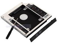 SATA 2nd Hard Drive HDD SSD Caddy Adapter For Lenovo IdeaPad G560 G565 G570 G575