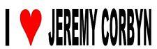 I Love Jeremy Adesivo decalcomania in vinile Corbyn per Auto/Finestra/Muro