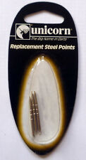 Unicorn Replacement Steel Points Pack of 3 #78014 - New