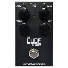 J. Rockett Audio Designs The Dude Overdrive Dumble-Based Guitar Effect FX Pedal