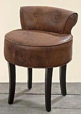 Möbel im Antik-Stil aus Leder fürs Esszimmer