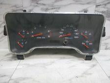 2001 2002 Jeep Wrangler 132K Speedometer Gauge Cluster Unit 56009170AF OEM 770