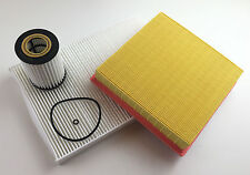 Filtro set filtro aceite filtro de aire filtro polen chrysler 300 C 3.0 CRD