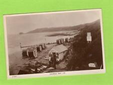 Colwell Bay Bathing Huts Nr Freshwater IOW unused RP pc WHS Kingsway Ref C630