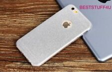 Silver Rigid Plastic Cases & Covers for Apple