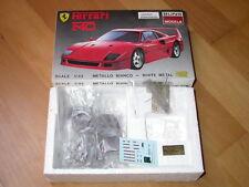 Ferrari F40, Protar