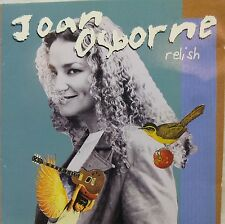 Joan Osborne-Relish-Cd-1995, Blue Gorilla/Mercury Records