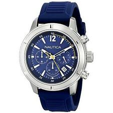 Nautica Stainless Steel Case Men's Wristwatches