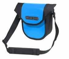 Ortlieb Ultimate 6 Compact Handlebar Bag: Ocean Blue/Black