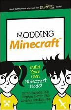 Modding Minecraft: Build Your Own Minecraft Mods! (Dummies Junior) by Handley, L