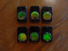 Lot of 6 Nos Chinese lighters with hologram images