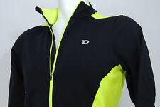 PEARL iZUMi Select Thermal Long Sleeve Cycling Jersey Black/Neon Yellow, Medium
