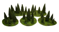 Forest set warhammer Wargame Terrain Scenery aos 28 mm forêts décor