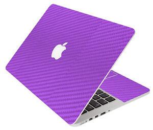 LidStyles Carbon Fiber Laptop Skin Protector Decal MacBook Pro 15 Retina A1398