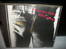 The Rolling Stones - Sticky Fingers - CD - CBS