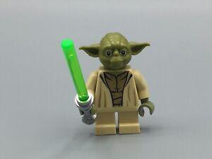 Lego® Star Wars Figur - Meister Yoda aus Set 75233* NEU