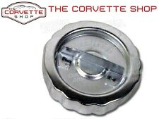Corvette Gas Cap OEM Reproduction Vented Fuel Cap C3 C2 1963-1969 GM x2450