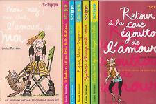 LE JOURNAL INTIME de GEORGIA NICOLSON tomes 1 à 7 Louise Rennison Roman