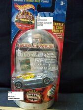 HOT WHEELS 2003 HIGHWAY 35 WORLD RACE CARS BALLISTIK #15 -3 ZAMAC ROAD BEASTS