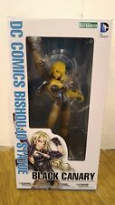*DC COMICS BLACK CANARY BISHOUJO PVC STATUE 1/7 KOTOBUKIYA BATMAN SUPERMAN