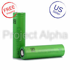 Lot 1-10 Sony VTC5A 18650 Flat Top 2500mAh 35A Rechargeable Battery - USA Seller