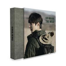 [LEE MIN HO, THE WILD] Photobook+Card+Holder NEW Sealed LIMITED